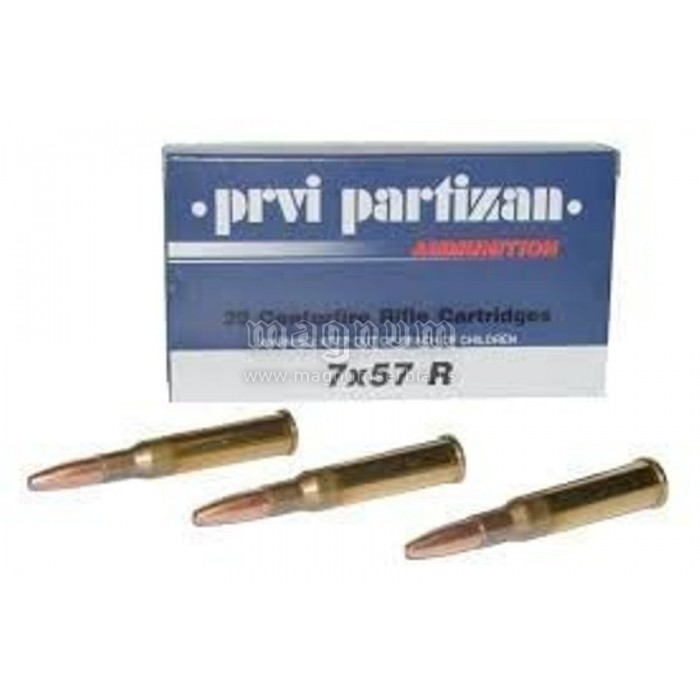 Karabinski metak PPU 7x57R SP 11.2gr